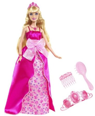 2010 Happy Birthday Barbie Princess
