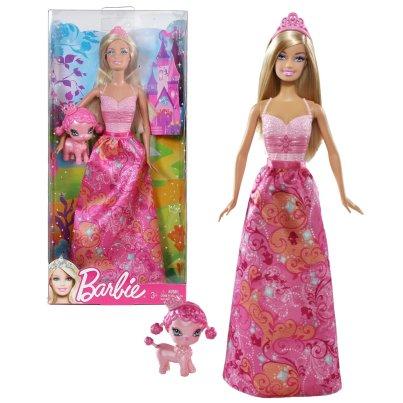 2011 Barbie Fairytale Magic - Princess Barbie