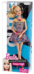 2011 Barbie Fashionistas Swappin' Styles n