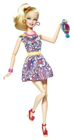 2011 Barbie Fashionistas Swappin' Styles