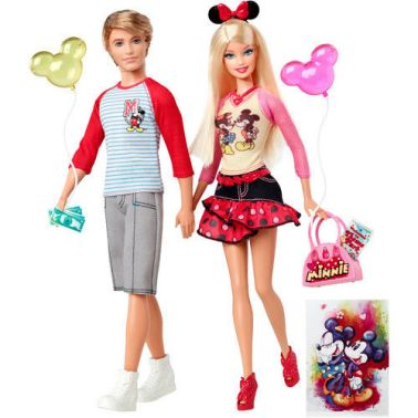 2011 Ken and Barbie f