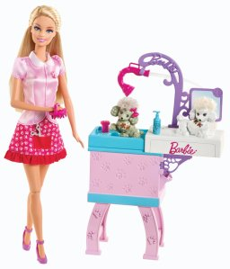 2013 BARBIE® I CAN BE…™ Pet Groomer