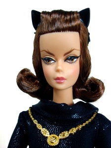 2013 Catwoman, Barbie Doll. f
