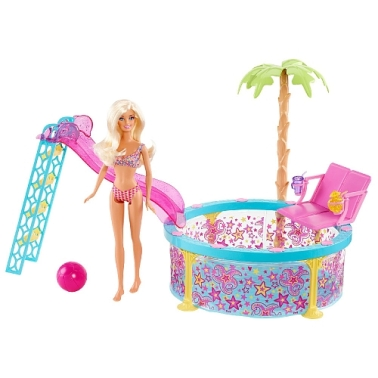 2014 2014 Glam Barbie Doll and Shower!