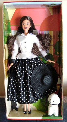 Avon Talk of the Town Barbie Brunette