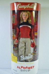 Barbie Campbell's Alphabet Soup
