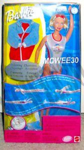 Barbie Sidney 2000 Swimmer
