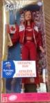 Barbie Sydney 2000 Olympia fan