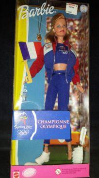 Barbie Sydney 2000 Olympia france