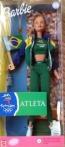Barbie Sydney 2000 Olympia gr v