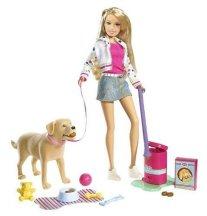 Barbie & Tanner Playset