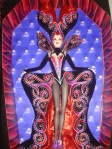 2011 Countess Dracula Bob Mackie, Barbie Doll. n
