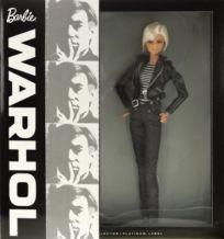 Warhol doll