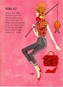 1959 Picnic set