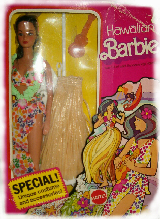1976 Barbie Hawaiian