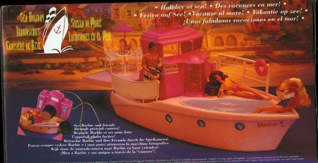 1992 Barbie Sea Holiday