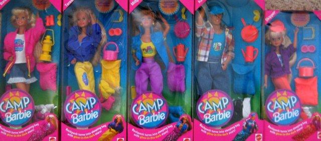 1994 camp dolls