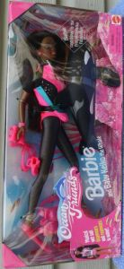 1996 Barbie AA Ocean Friends