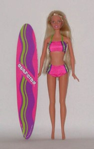 2000 Surf City Barbie