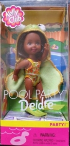 2001 Kelly Clob Pool Party Deidre