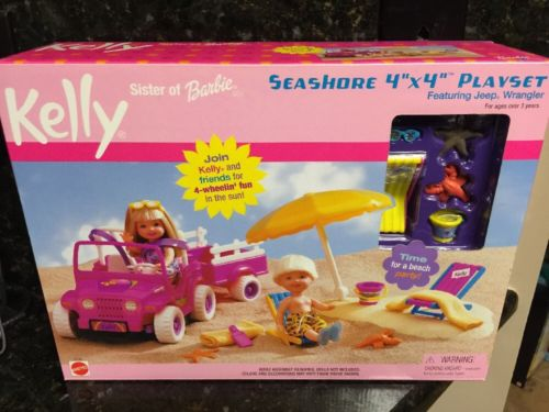 2002 #88796 Kelly Seashore 4×4 Playset