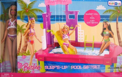 2007 Surf's Up Pool Giftset