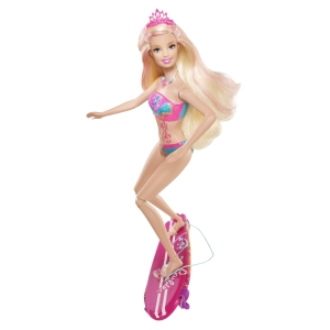 2013 Barbie in A MERMAID TALE 2, flyer