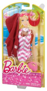 2015 Barbie Careers Life Guard Fashion Pack