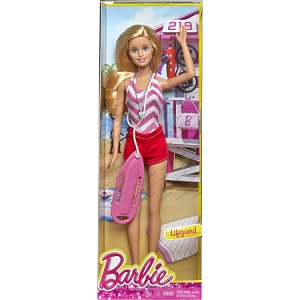 2015 Barbie I Can Be Lifeguard nrfb
