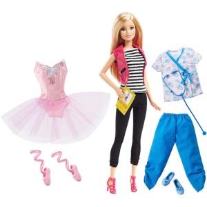 2016 Barbie I Can Be...Ballerina, Fashion Designer and Pet Vet - Dol