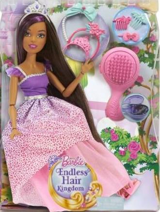 2016 Endless Hair Kingdom Francie doll