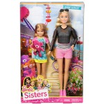 2016 Barbie Sisters Funny Park – Stacie and Barbie Giftset.