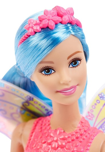 2016_Barbie_Fairy_Mix_and_Match_Doll_Rosa face
