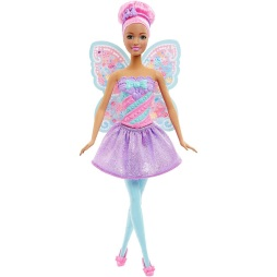 2016_Barbie_Fairy_Mix_and_Match_Fairy Fada - Lilás