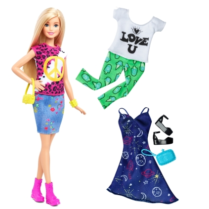 35 Peace & Love Doll & Fashions - Original