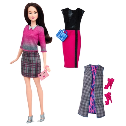 36 Chic with a Wink Doll & Fashions - Original