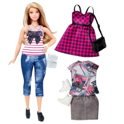 37 Everyday Chic Doll & Fashions - Curvy
