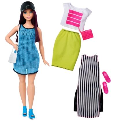 38 So Sporty Doll & Fashions - Curvy