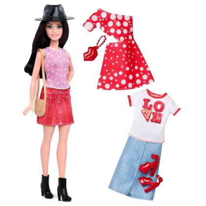 40 Pizza Pizzazz Doll & Fashions - Petite