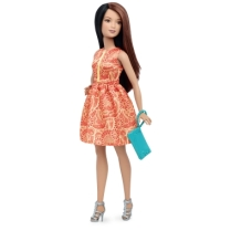 41 Pretty in Paisley Doll & Fashions - Petite2