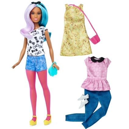 42 Blue Violet Doll & Fashions - Petite