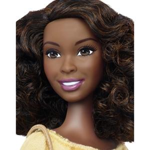 45 Boho Fringe Doll & Fashions - Tall face