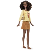 45 Boho Fringe Doll & Fashions - Tall1