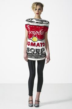 Andy Warhol Dress