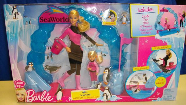Aquatic Slave Owner Barbie n