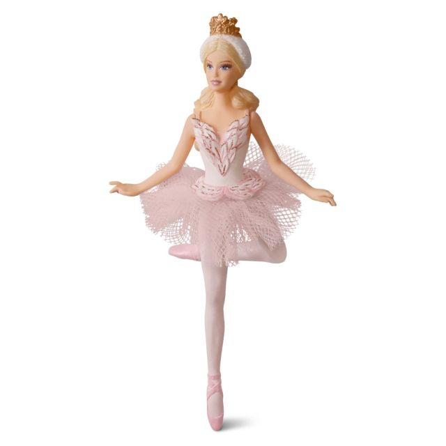Ballet Wishes® Barbie™ Ornament