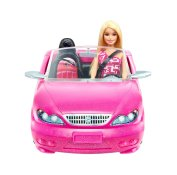 Barbie and Convertible car2
