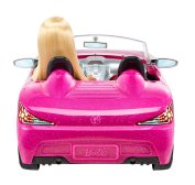 Barbie and Convertible car3