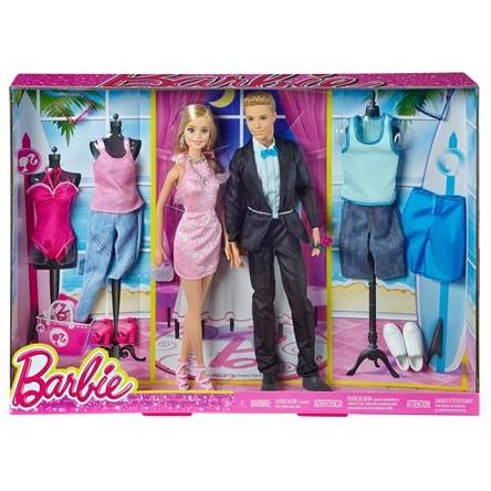 Barbie Barbie And Ken Fashionsbuildup