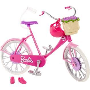 Barbie Biking